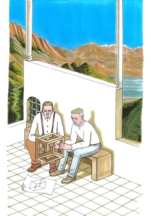 ilustração: Líbero Malavoglia